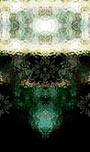 すりガラスのような光が滲む壁紙(4パターン)