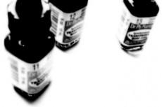 インクの写真素材