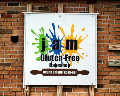 GF Lex – My Summer Crush on Jam Gluten-Free Bakeshop