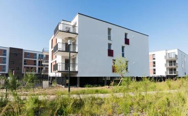Programme immobilier Neoximo résidence Hélios à Loos