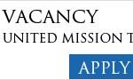 Vacancy at UMN