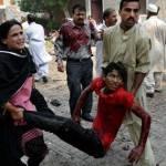 पाकिस्तानी चर्चमा आत्मघाति बम हमला कम्तिमा ६० को मृत्यु