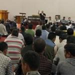 महासंघका सचिवमाथि भएको आक्रमणको विषयमा प्रार्थना र बैठक सम्पन्न