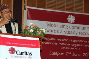 Caritas paves the way to prosperity for local people