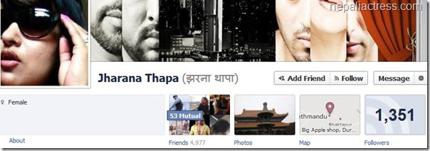 nepali actresses facebook profiles and fan page original
