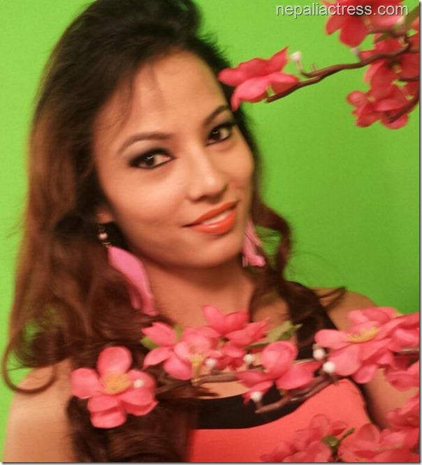 riju shrestha in Thuli movie