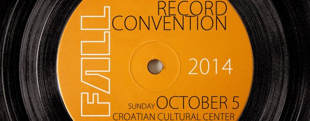 Sunday October 5th 2014 is our semi-annual Record Convention at The Croatian Cultural Center (3250 Commercial Drive). Admission is $3 11am-5pm (No Early Bird!) For more info call us (604-324-1229) or email us […]
