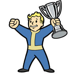 Fallout Trophy