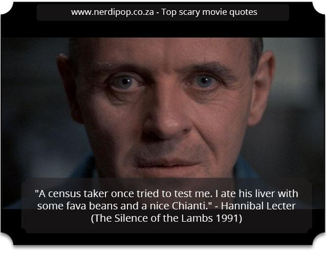silence of the lambs quotes fava beans quotesgram