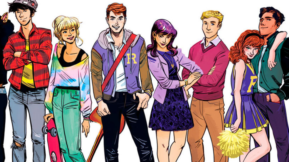 ARCHIE Inspired RIVERDALE Television Show Gets Pilot Order from The     ARCHIE Inspired RIVERDALE Television Show Gets Pilot Order from The CW