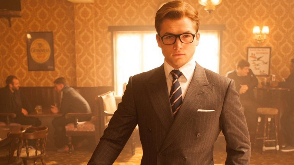 get a mighty brief taste of kingsman the golden circle