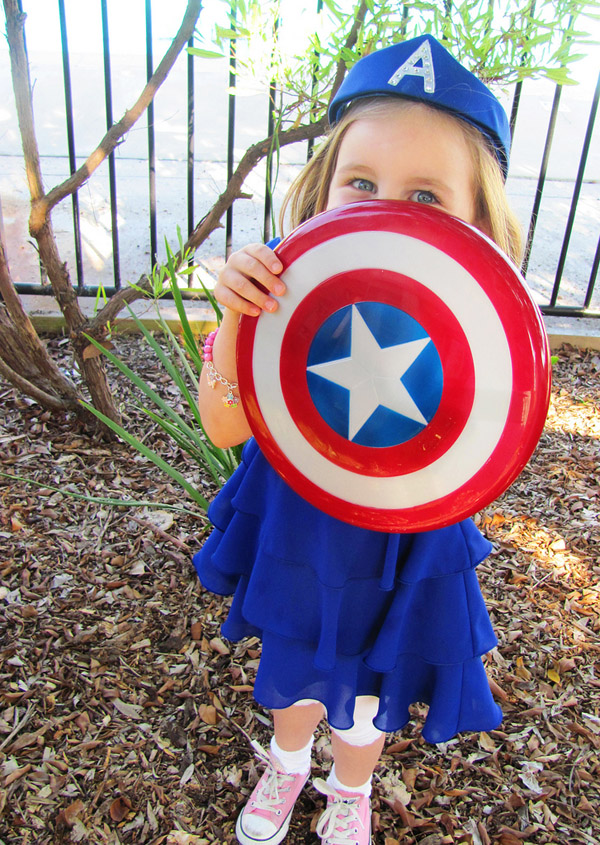 Princess-Captain-America