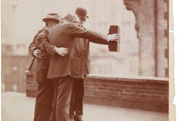 O Primeiro selfie da história