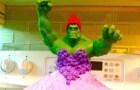 Essa não é a Princesa Hulk que você estava procurando. Ou é 2