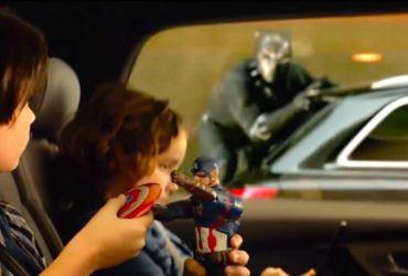 Isso sim é um comercial de carro! Audi X Capitão América Guerra Civil