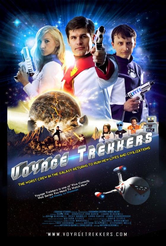 Voyage Trekkers Season 2 poster