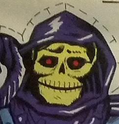 Skeletor Head