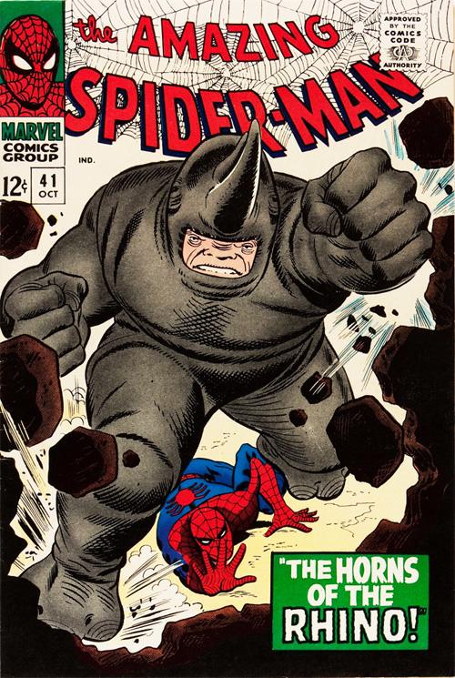 Amazing Spider-Man #41 - October, 1966