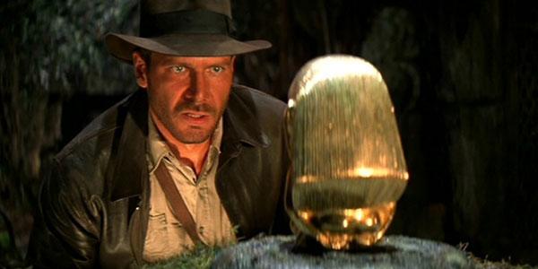Indiana Jones returns