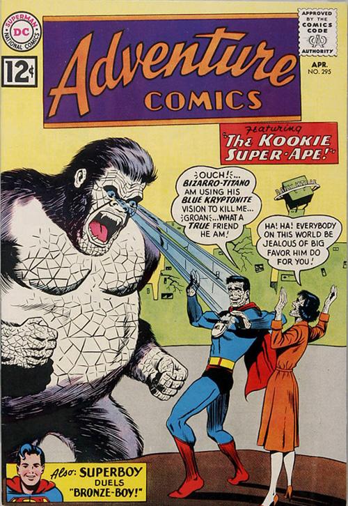 Adventure Comics #295 – April, 1962