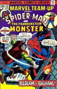 Marvel Team-Up #36