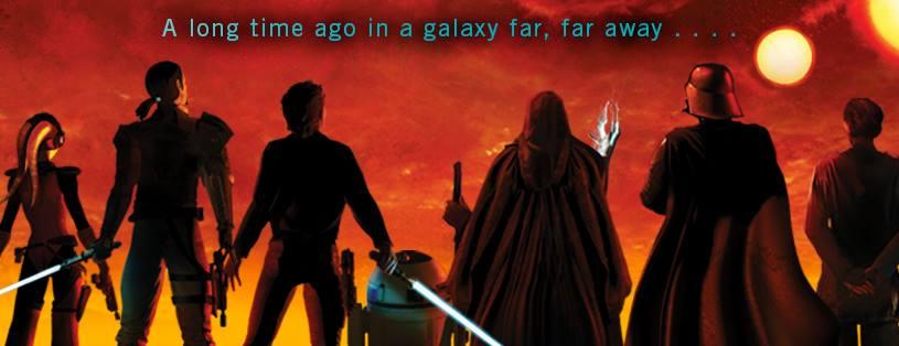 Star Wars Del Rey books