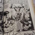 Herb Trimpe & Len Wein Autographs