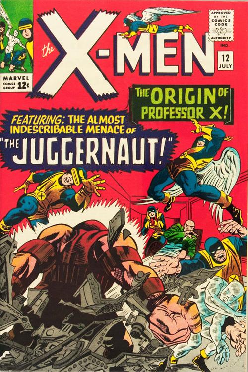 X-Men #12 – July, 1965