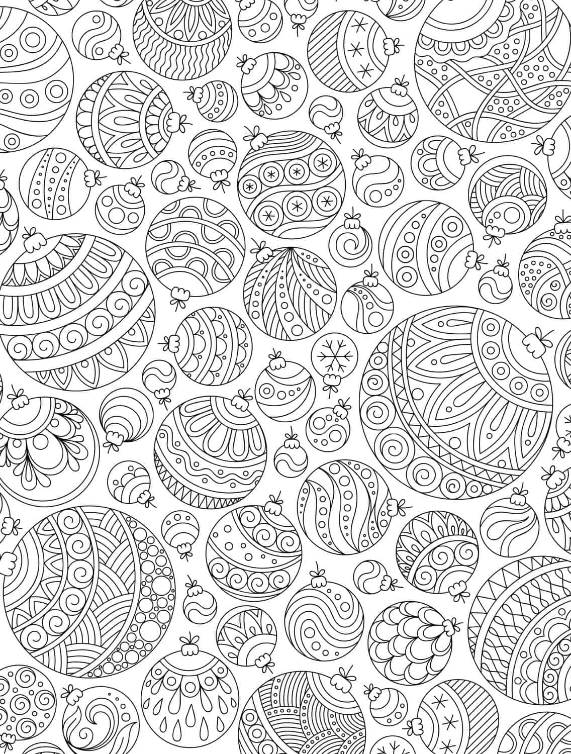 crazy coloring pages for adults - photo#11