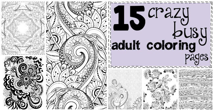 fun adult coloring pages fb