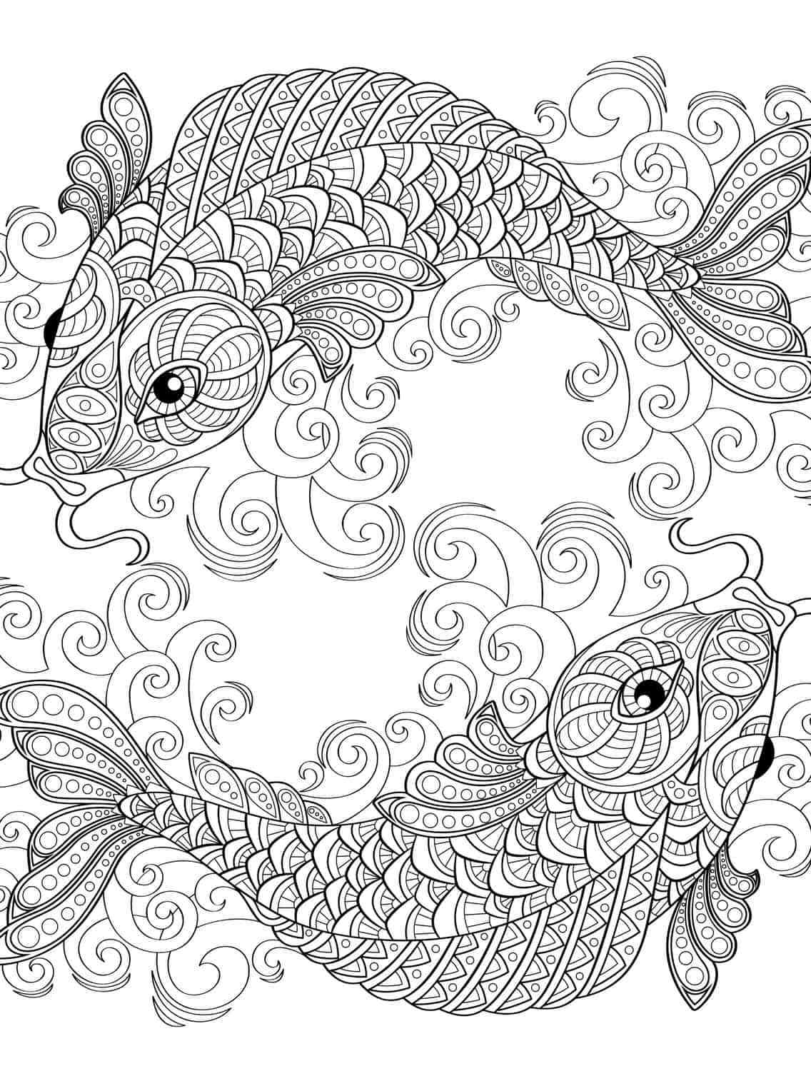 Paisley coloring pages Coloring
