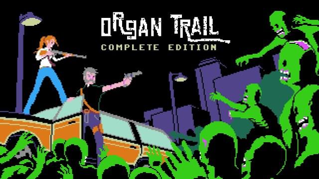 Games You Should Be Playing: Organ Trail #payitforward @HatsProductions #OrganTrail