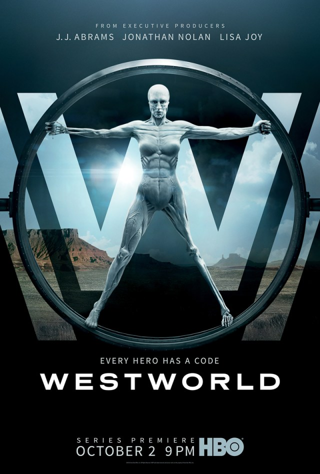 Westworld On Film & HBO's New Series: Why You Should Be Watching #Westworld