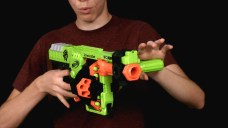 Zombie Strike Doominator Review and Shooting