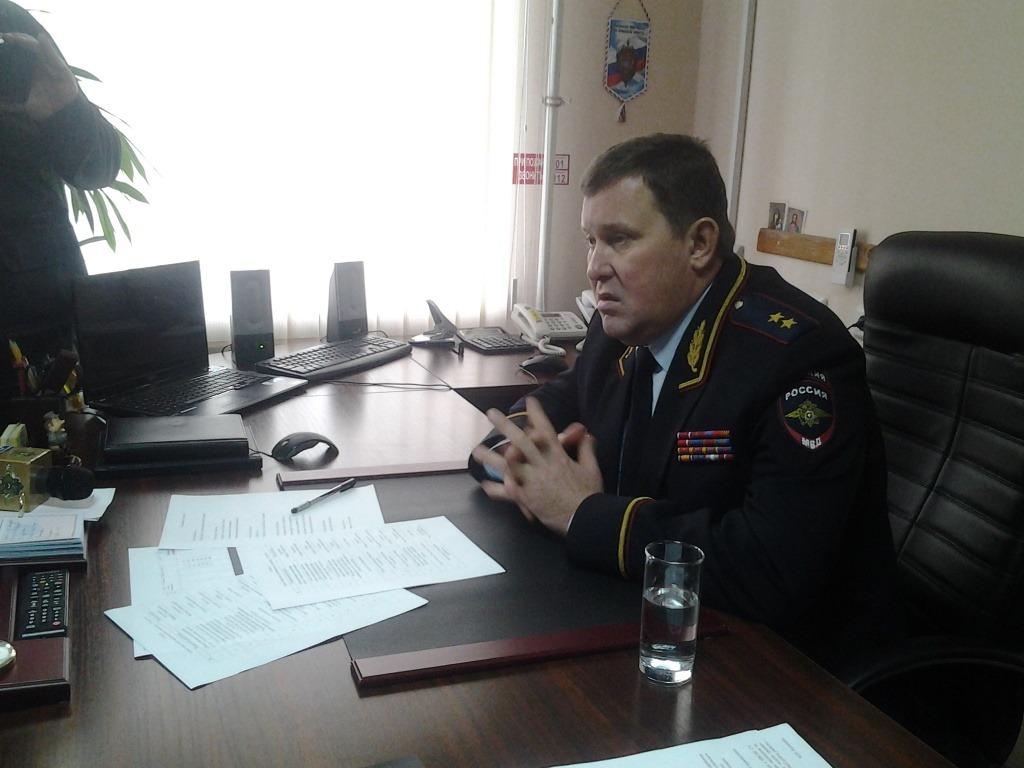 Дело онападении надом полицейского вСамарской области будет вестиСК
