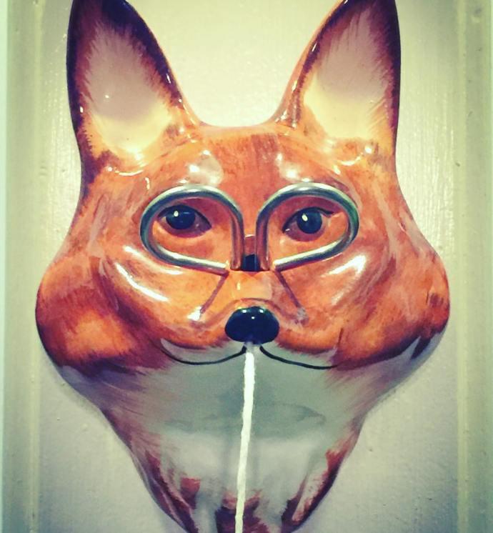 Fantastic Mr Fox vintage vintagestyle vintagekitchen fox bakerstwine