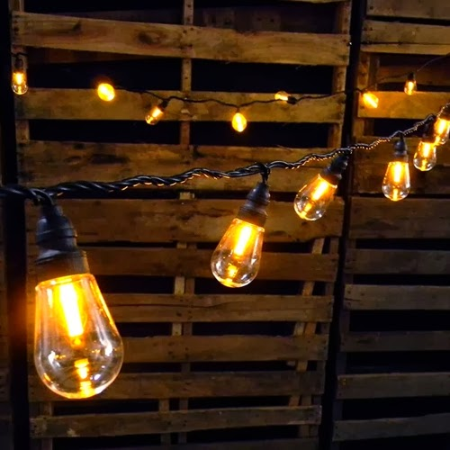 industrial light string