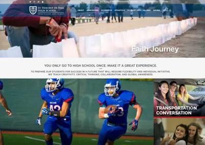St. Vincent De Paul High School