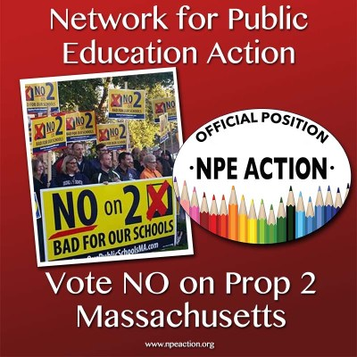 Massachusetts Charter Expansion Ballot Question Pits Dark Money Against People Power