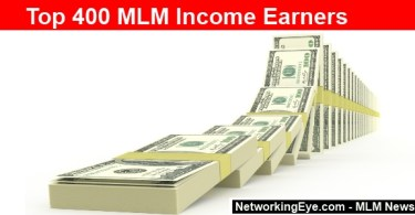 Top 400 MLM Income Earners