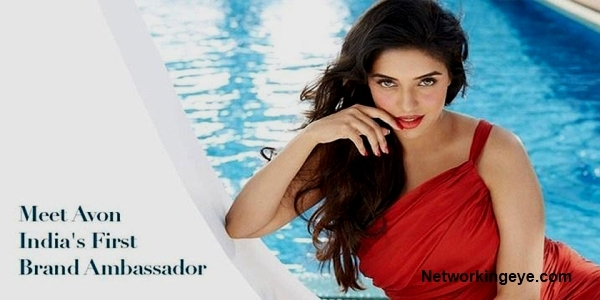 Bollywood Actress Asin First brand Ambassador for Avon India