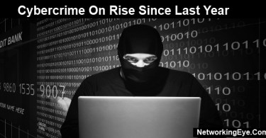 Cybercrime On Rise Since Last Year
