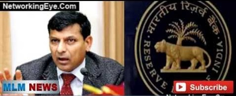 Alert issued against ponzi mlm schemes byReserve Bank Of India