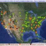 28 Belege dafür, dass die ganze Westküste der USA durch radioaktiven Fallout aus Fukushima belastet ist