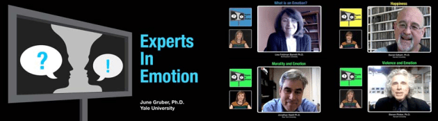 Experts in Emotion Series