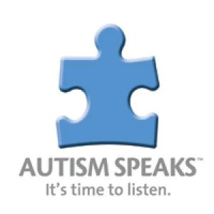 This is the autism speaks logo.