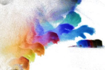 Image of swirling colors.
