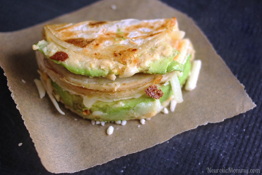 Avocado Quesadillas Recipes — Dishmaps