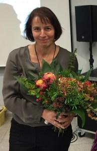 Ute Herweh engagierte sich sechs Jahre lang im Vorstand der Schülerbetreuung.