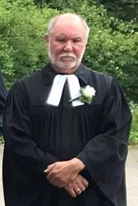 Pfarrer Reinald Fuhr.